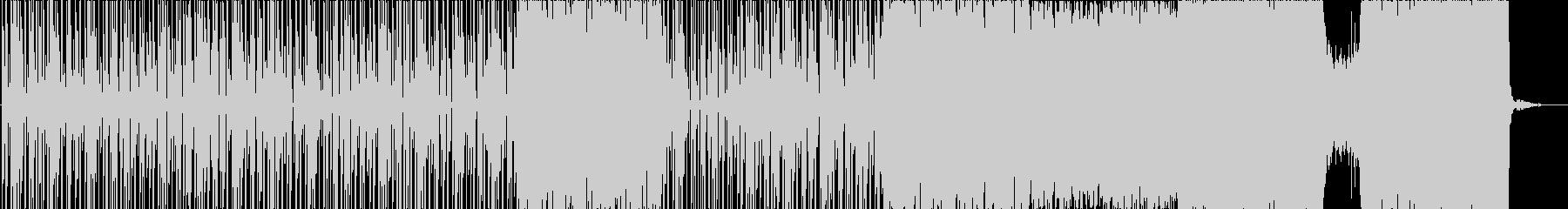 GAIAの未再生の波形