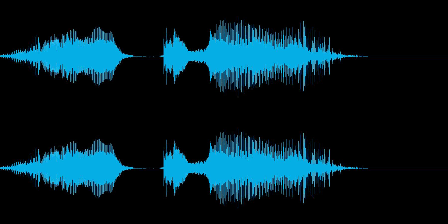 いっくぜぇ!!02(クリティカル時)の再生済みの波形
