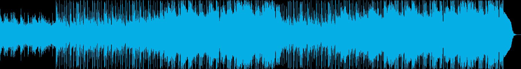 トラップ ヒップホップ 野生 シン...の再生済みの波形
