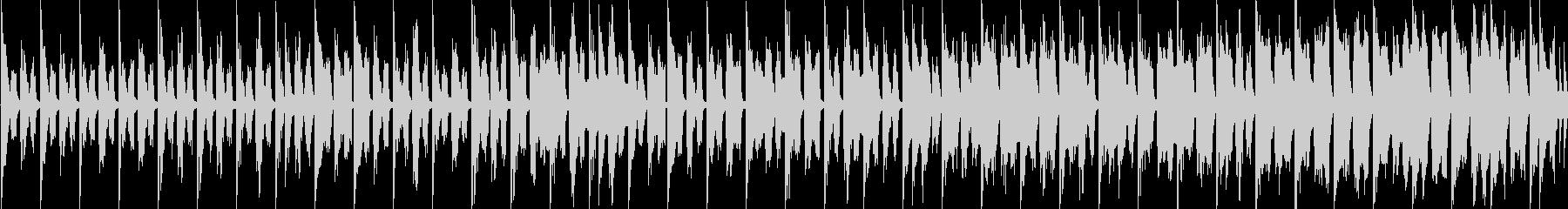 【ループ】リコーダーとトランペットの楽しの未再生の波形