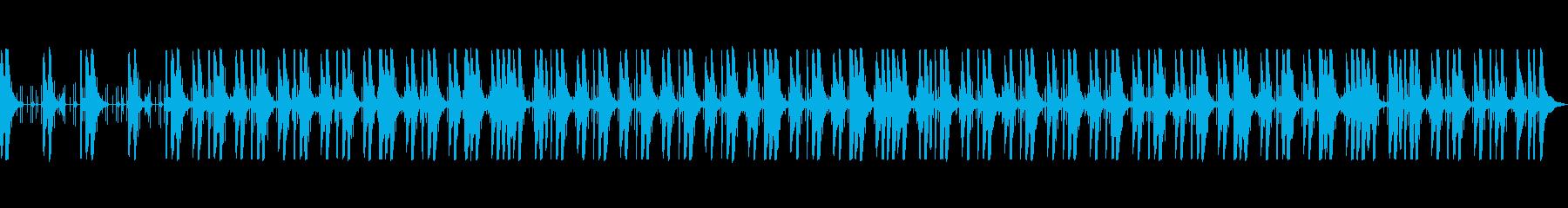 ピチカートを使った日常系オーケストラの再生済みの波形