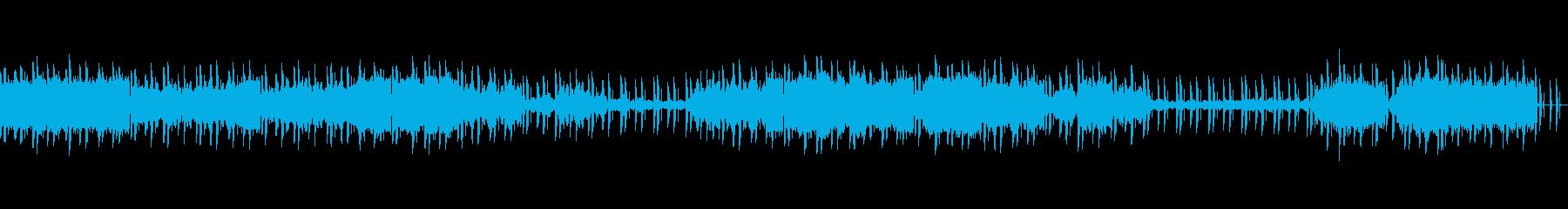 Vlog!クールスタイリッシュpopの再生済みの波形