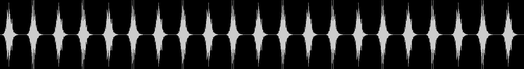 ファンブレード:一定のホイップ、空...の未再生の波形