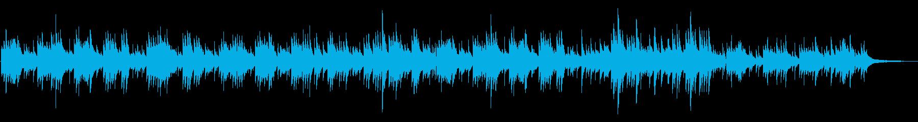 爽やかで軽快な ピアノ・ポップスの再生済みの波形