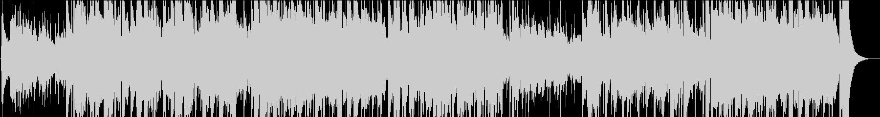 アコギとチェロのゆったりカントリー楽曲の未再生の波形