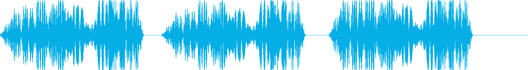 DJプレイ スクラッチ・ノイズ 256の再生済みの波形