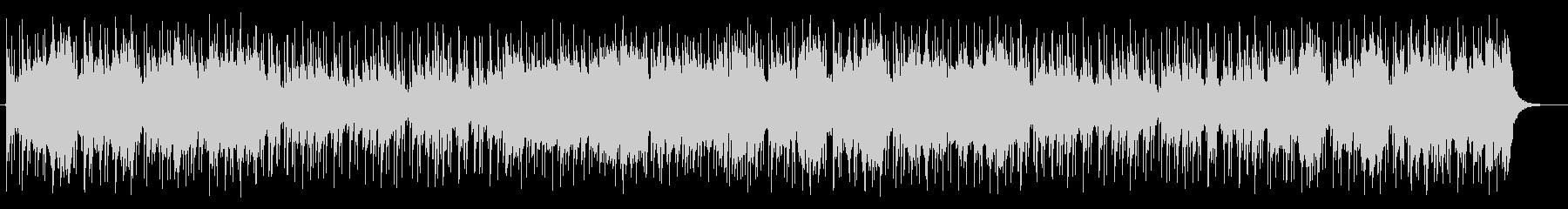 リズミカルで軽快なピアノポップサウンドの未再生の波形