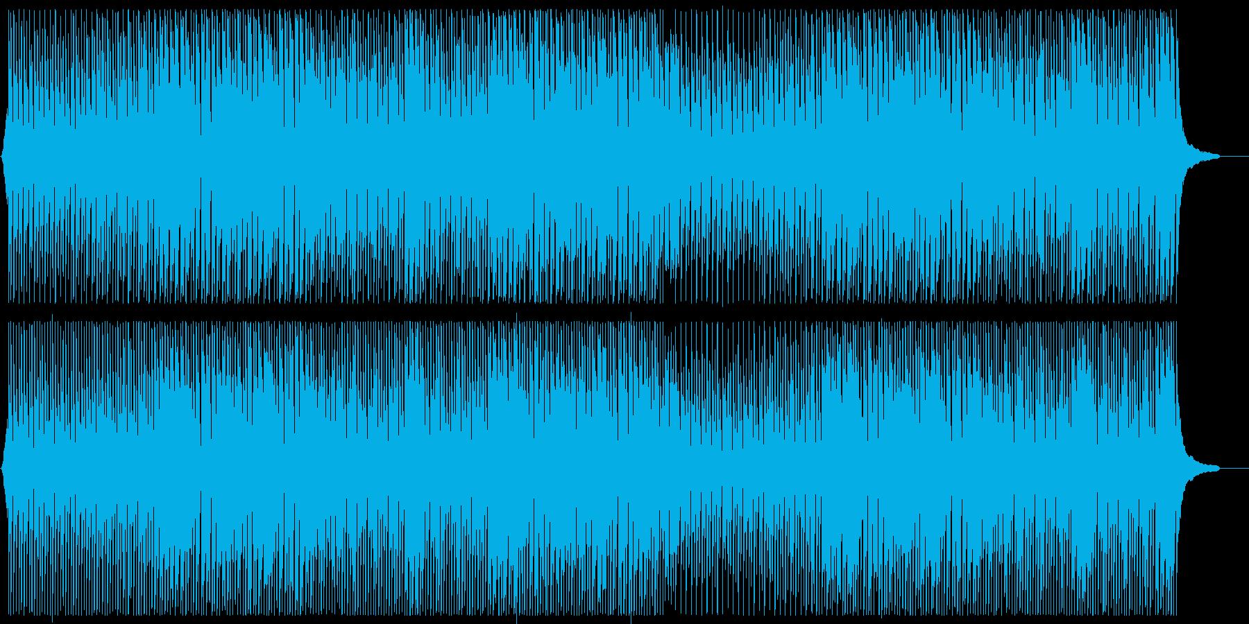 ノリが良く可愛い口笛アコースティックの再生済みの波形