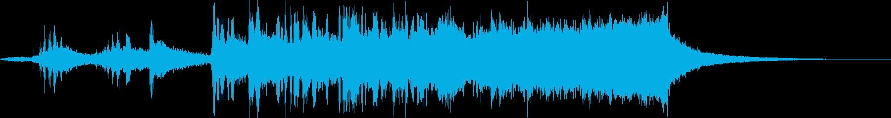 迫る圧迫感_CINEMATIC_02の再生済みの波形