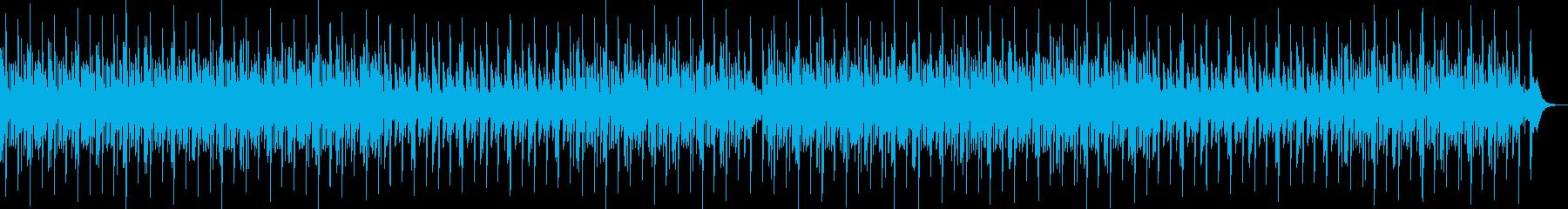 おしゃれ・着物・和風・EDMの再生済みの波形