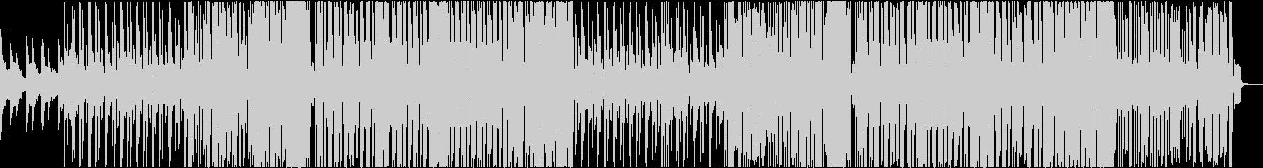 Kawaii系Future Bass 1の未再生の波形