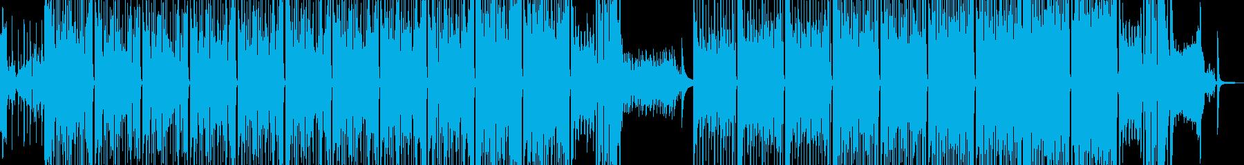 タイム制限クイズのようなポップス bの再生済みの波形
