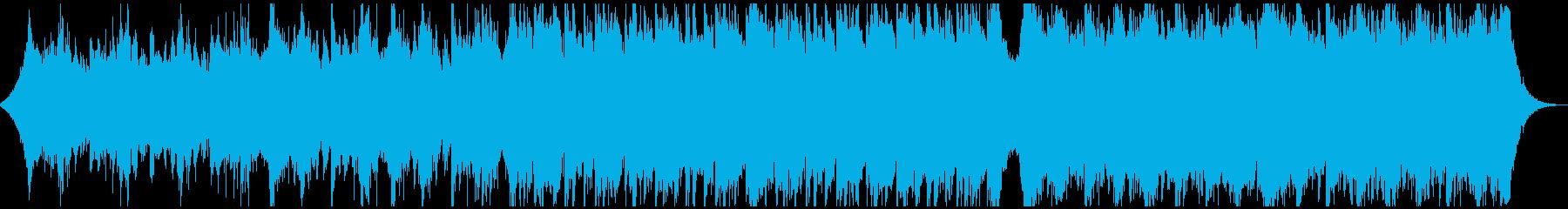 現代的 交響曲 モダン 室内楽 コ...の再生済みの波形