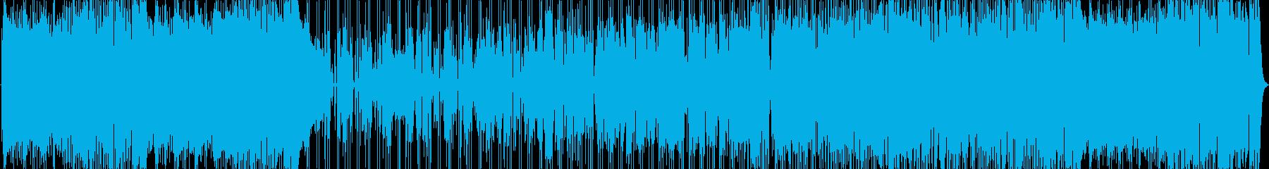 軽快なサックスが印象的な変拍子系インストの再生済みの波形