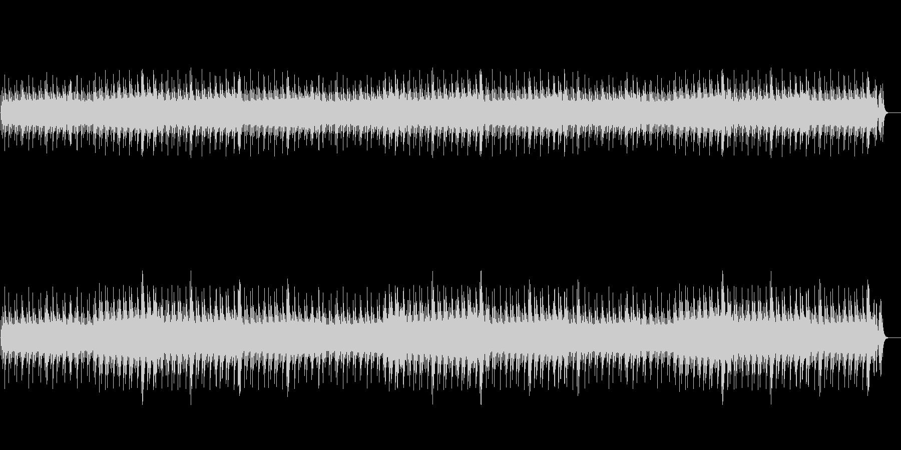 短調のオルゴール-迷宮BGMループの未再生の波形