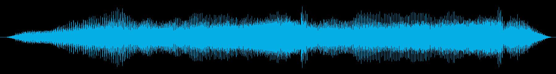 車 メルセデスSLS AMG加速ギ...の再生済みの波形