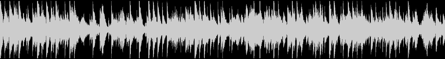 ラブシーン向けのサックス ※ループ仕様版の未再生の波形