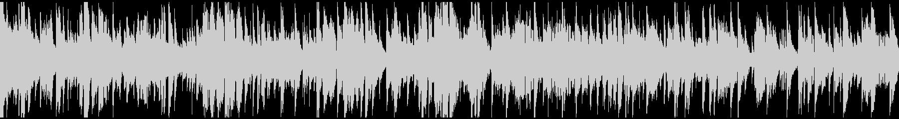 生演奏アルトサックス低速ジャズ※ループ版の未再生の波形