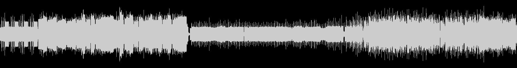 冒険のテーマ・フィールド曲 レトロ風の未再生の波形