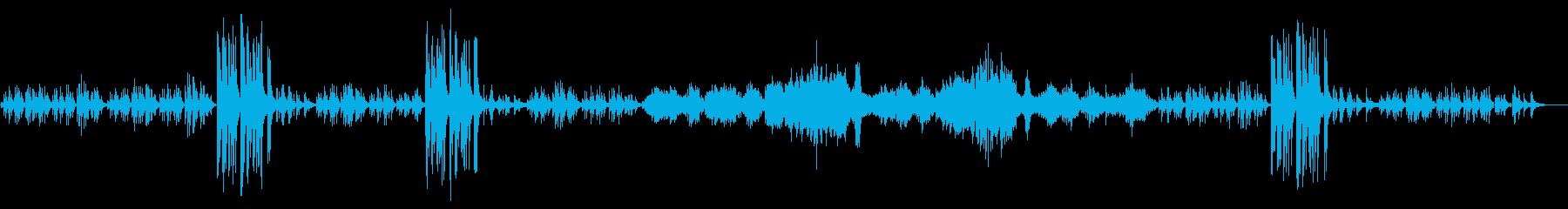 フランツ・シューベルトの解釈ピアノソロ。の再生済みの波形
