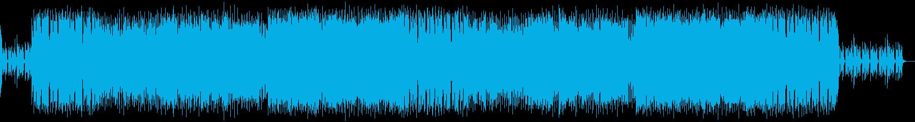かっこいい・哀愁・PV・ロック・UKの再生済みの波形