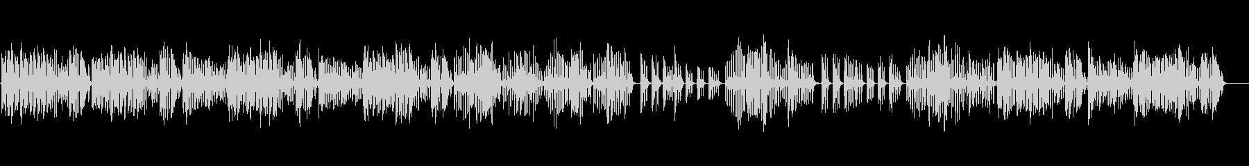ボッケリーニ/メヌエット/バイオリンソロの未再生の波形