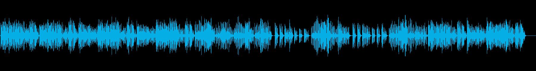 ボッケリーニ/メヌエット/バイオリンソロの再生済みの波形