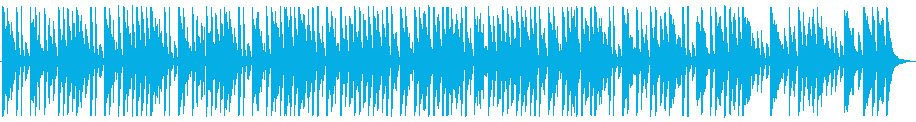 レトロ/アーバン/R&B_No463_5の再生済みの波形