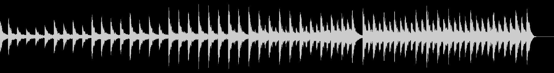 メルトンチャーチベル1:下から鳴るの未再生の波形
