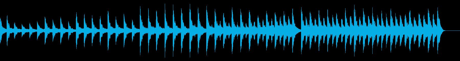 メルトンチャーチベル1:下から鳴るの再生済みの波形