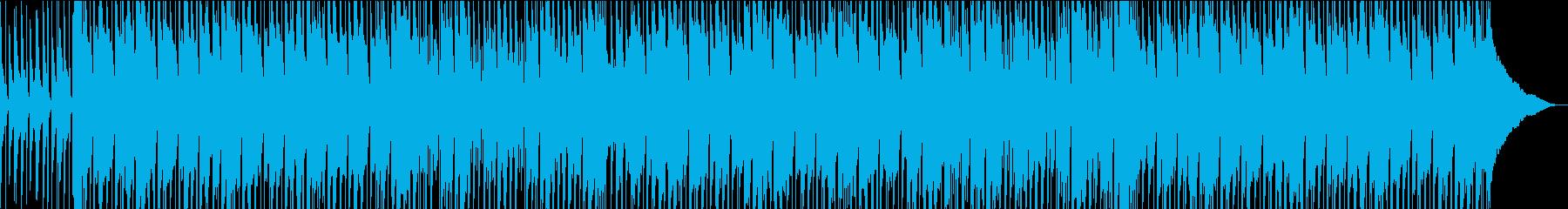 ウクレレほのぼのPOP(オケ)の再生済みの波形