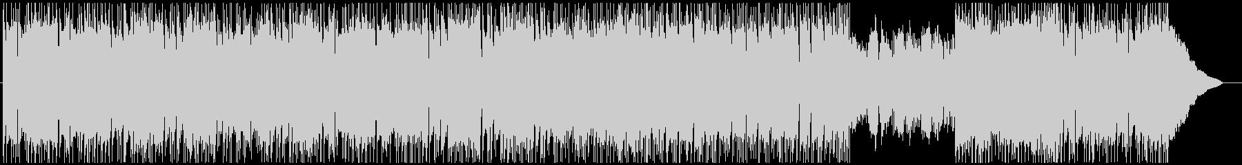 バンド生録/西海岸ライク&シンプルロックの未再生の波形