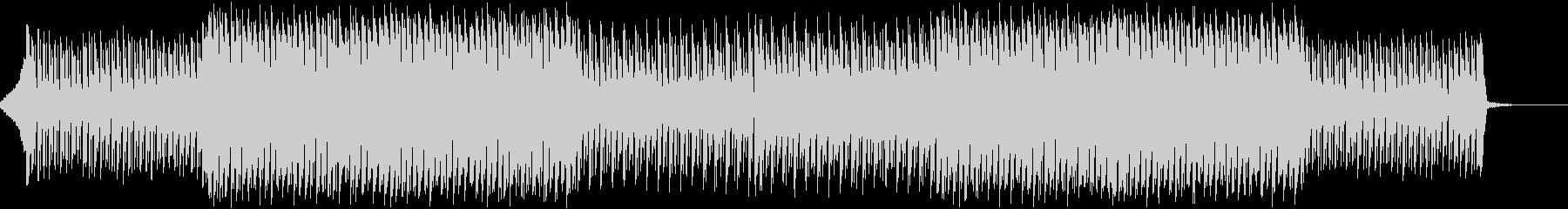 クール・80年代・レトロ・マシンの未再生の波形