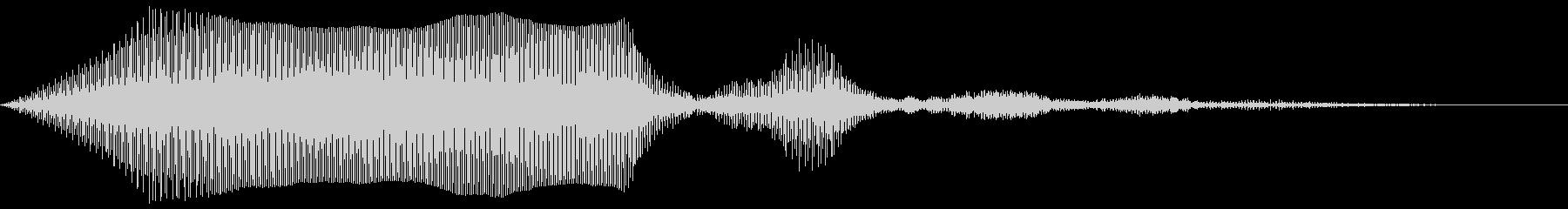 スタントプレーンダイビング(曲技飛...の未再生の波形