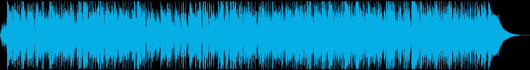 【生演奏】しっとり大人のカフェボサノバの再生済みの波形