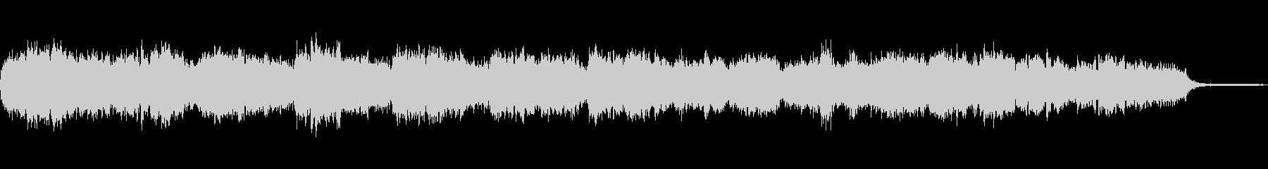 幻想的な曲の5重唱合唱オリジナル曲の未再生の波形