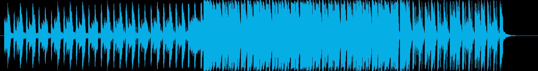 T.V.ハッピー広告テーマ。弾力性...の再生済みの波形