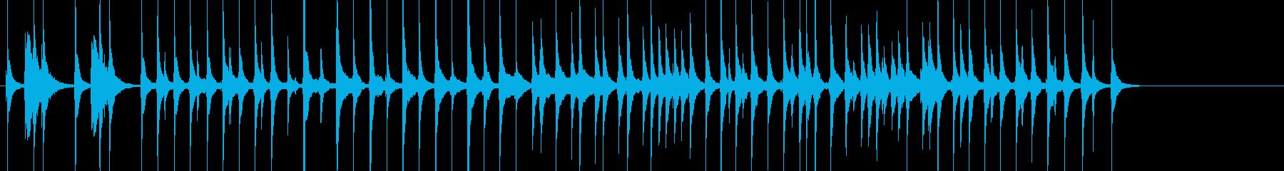 三味線29娘道成寺8日本式レビューショーの再生済みの波形