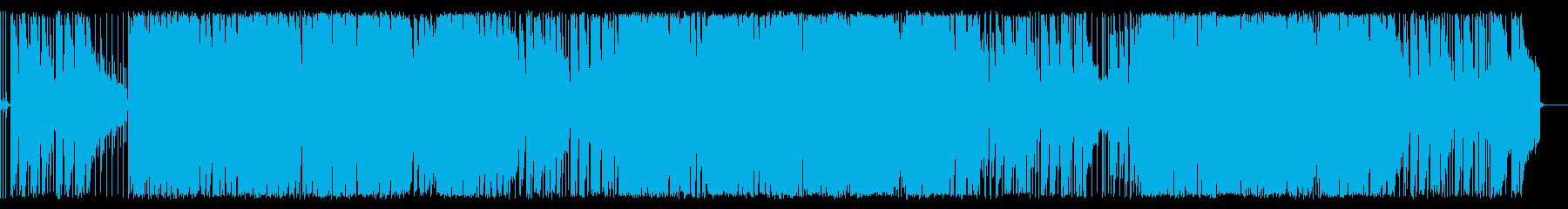 アメリカンで軽快なバンドサウンド。の再生済みの波形