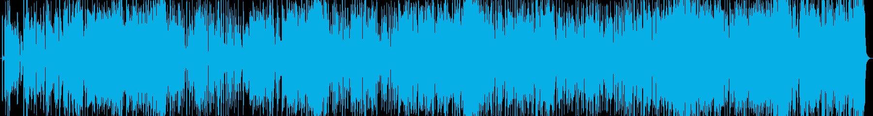 紅海の再生済みの波形