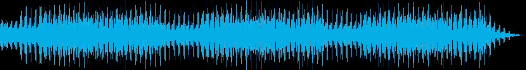 ちょっと切ない爽やか電子音楽_Cの再生済みの波形