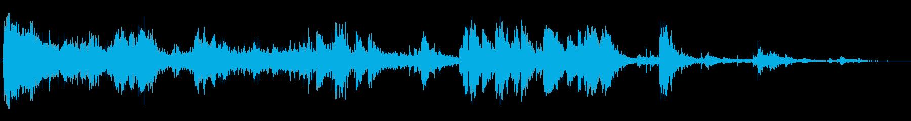 DEBRISとのジャンククラッシュ...の再生済みの波形