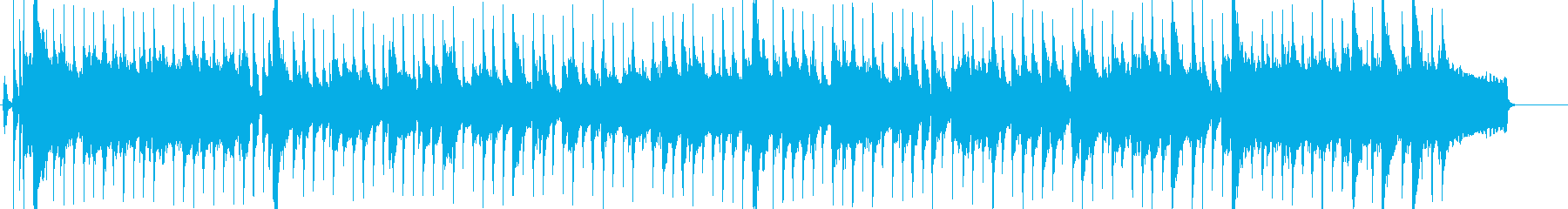 ハーモニカとギターによるスローカントリーの再生済みの波形