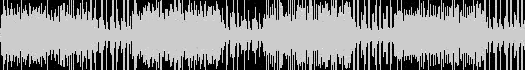 決戦 ゲーム アップテンポ 突撃 ループの未再生の波形