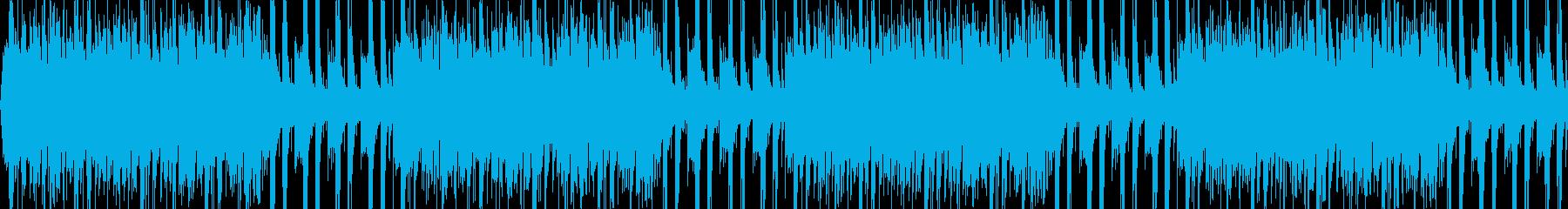 決戦 ゲーム アップテンポ 突撃 ループの再生済みの波形