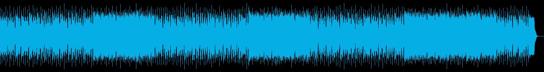 SAXと鉄琴が奏でる軽やかで明るいマーチの再生済みの波形
