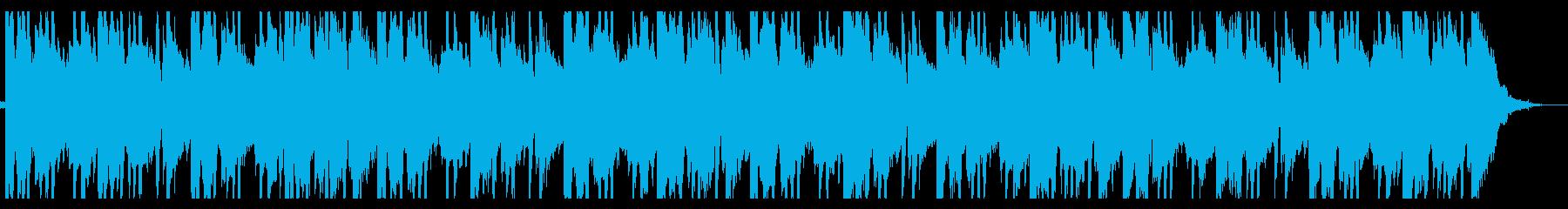 ラジオ/ローファイ_No396_3の再生済みの波形