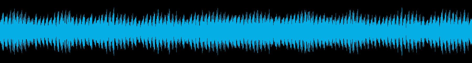 ループ可能・シリアスな内容のニュースにの再生済みの波形