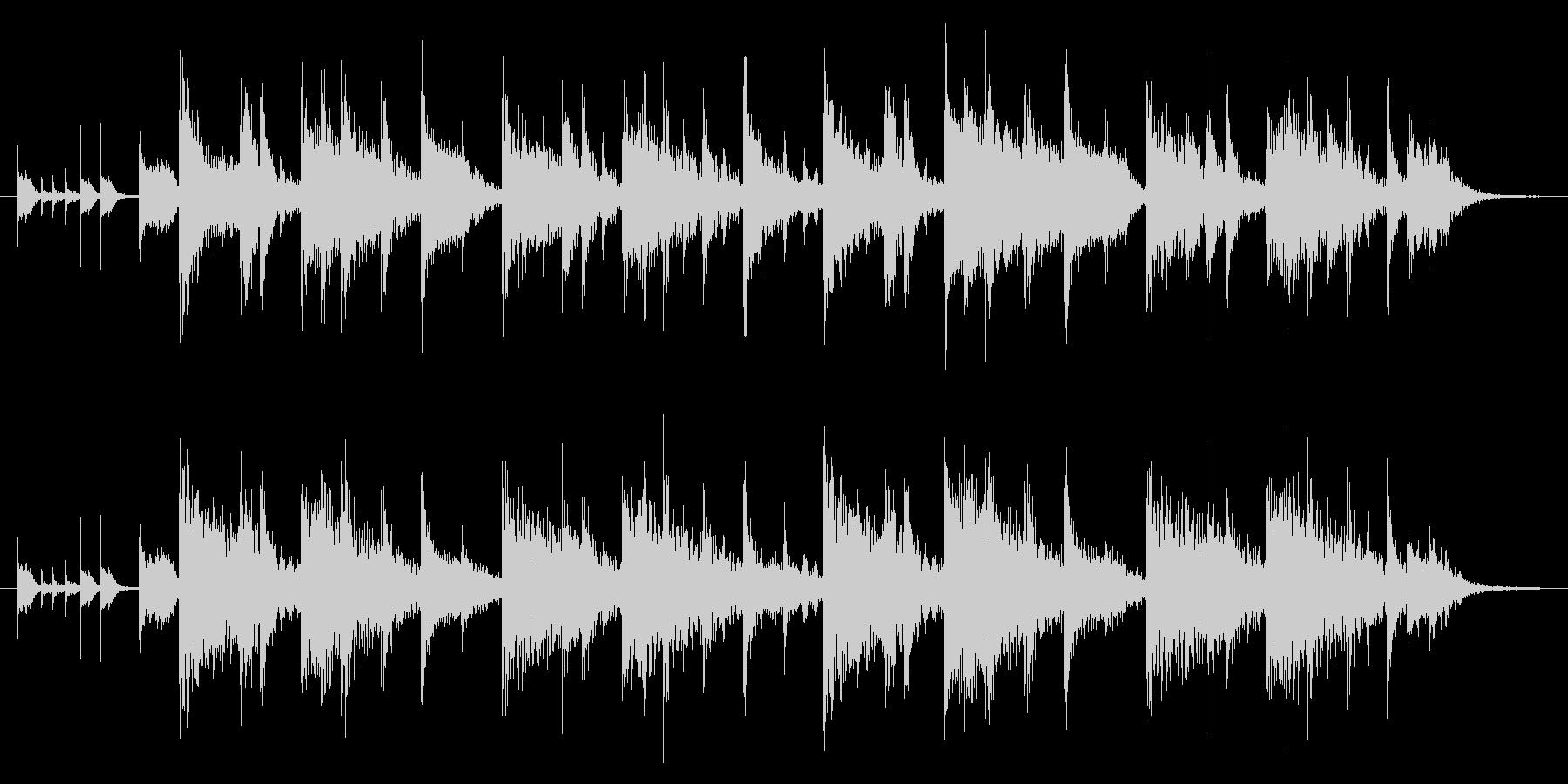 ファンク/ギター/ラジオ/ジングルの未再生の波形