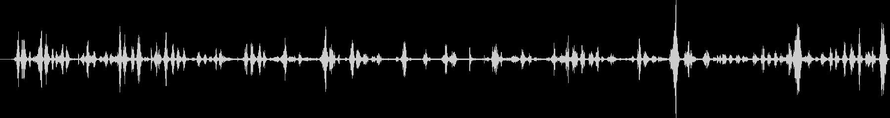 ボールペン:ライティング、ロング、...の未再生の波形